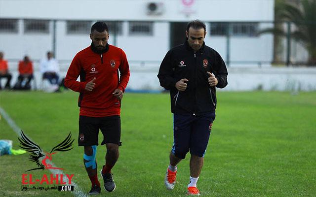 البدري يكشف موقف الشيخ وعاشور النهائي من المشاركة في مباراة النجم