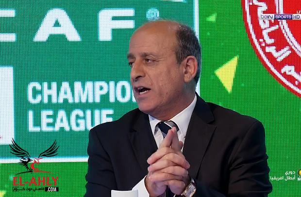 جمال الشريف: هدف النجم الأول طرد للاعبه .. وللأهلي ضربة جزاء وهدفه غير صحيح