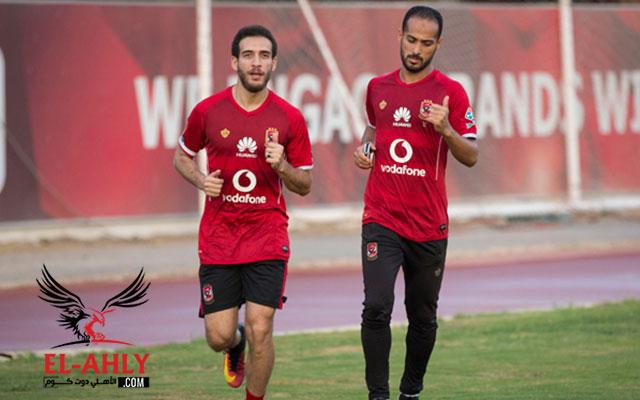 كواليس بكاء هشام محمد في الملعب ومحاولة اخفاء اصابته عن البدري ولكن الطبيب رفض