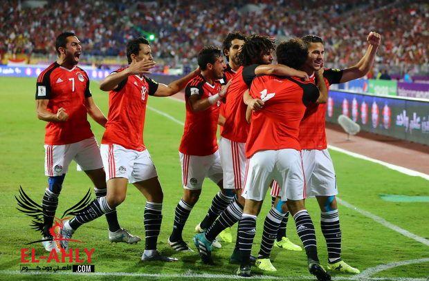 قبل مواجهة مصر والكونغو .. انتظر مفاجآت برزنتيشن