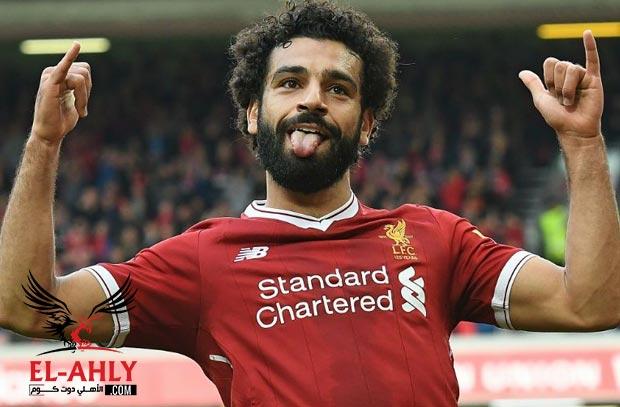 للشهر الثاني على التوالي: محمد صلاح يحصد جائزة أفضل لاعب وأفضل هدف في ليفربول