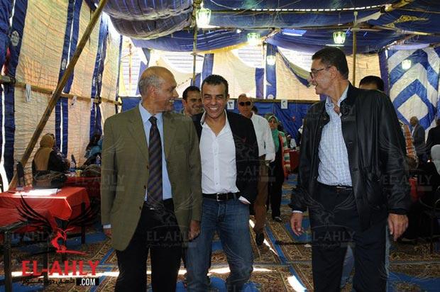 عماد وحيد يدخل بإنتخابات الأهلي لمنحني خطير: سب مرتجي ووصف الخطيب وقائمته بالحرامية