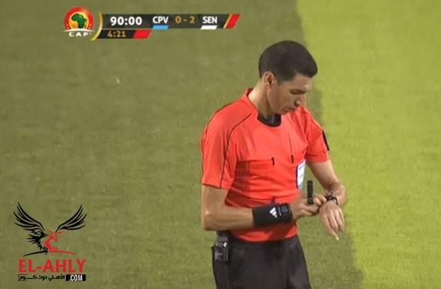 شاهد .. جهاد جريشة يصنع هدفاً للسنغال لتقترب من كأس العالم