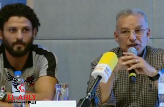 زيزو: حسام غالي صاحب قدرات خاصة وأتمنى عودة مروان وهذا الثنائي الزملكاوي للمنتخب