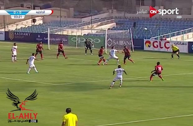 شاهد الظهور الأول للحكم الخامس في مباريات الدوري المصري