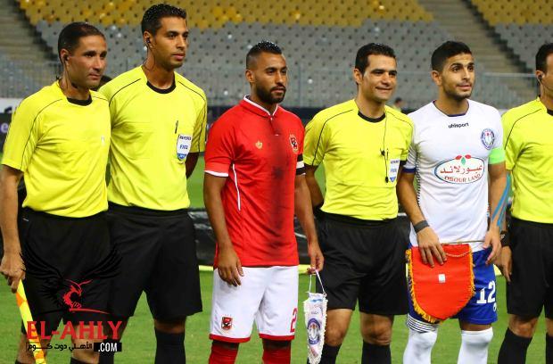 ما هي نتائج الأهلي في المباريات التي يقودها محمود البنا؟