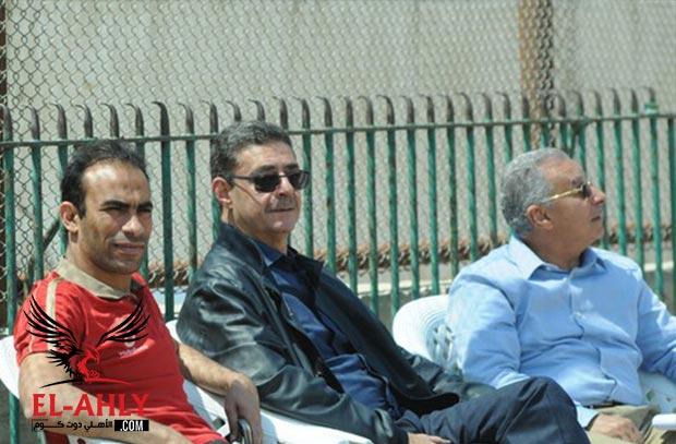 عبد الشافي: شخصيات وهمية تدير الأهلي من الخارج .. تفاجئت بضم هذا اللاعب
