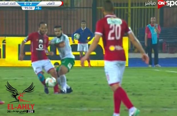 البدري يوضح تفاصيل إصابة وليد سليمان خلال مباراة الاتحاد