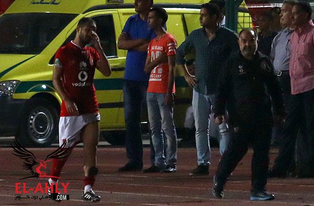 وليد سليمان يوجه رسالة عبر El-Ahly.com : سأخوض مباراة النجم مهما كانت الإصابة