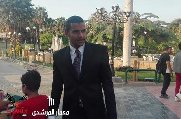 عمر ربيع ياسين يقدم أوراق ترشحه لإنتخابات الأهلي .. والجهة الإدارية ترفض