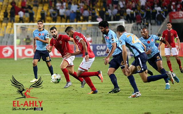 في مباراة الفرص الضائعة .. شاهد ملخص لقاء الأهلي والوداد المغربي