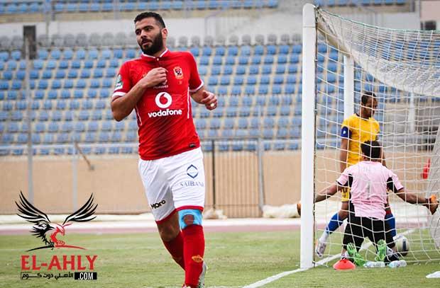 الإسماعيلي: عماد متعب إضافة لأي فريق ولكننا لم نطلب التعاقد معه