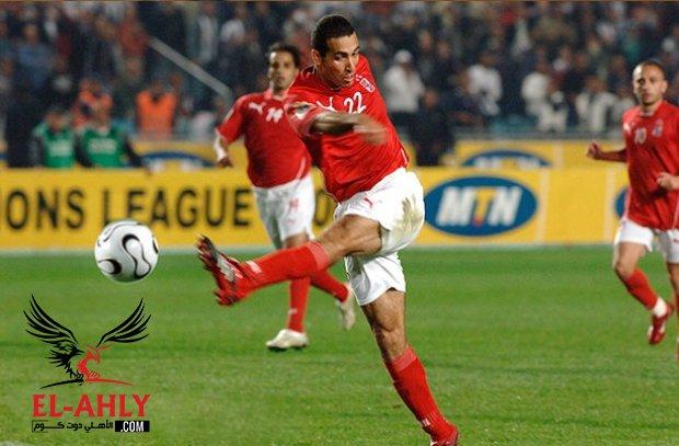 الأهلي في المغرب شبح ينسف بطولة 2006