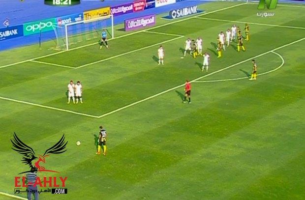 دجلة يخطف كفر الشيخ بهدف ويتأهل لدور الـ 16 ببطولة كأس مصر