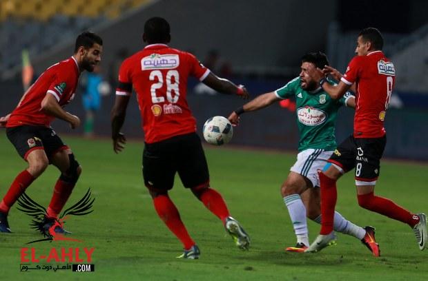 موعد مباراة الأهلي وتليفونات بني سويف بكأس مصر والقنوات الناقلة