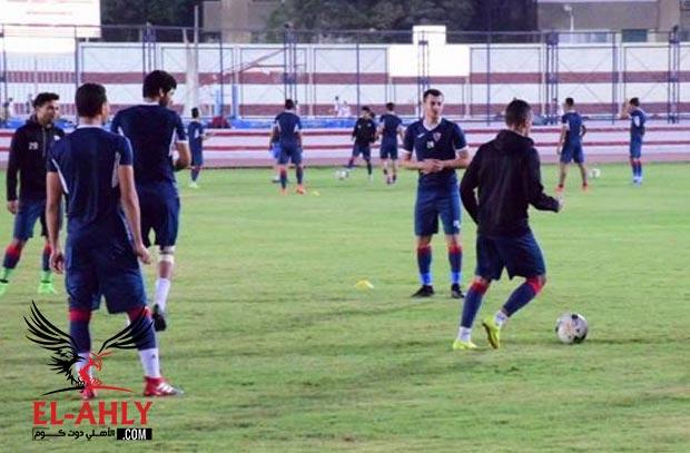 تأجيل إنطلاق مباراة الزمالك والمنيا في كأس مصر بسبب مران المنتخب