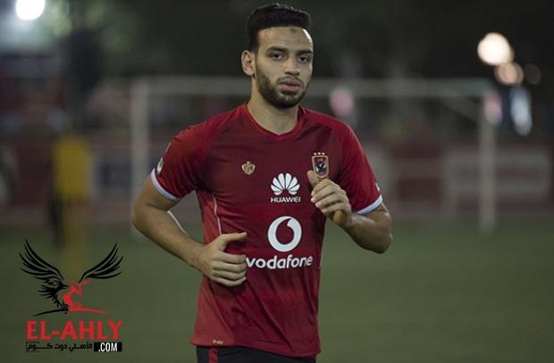 ميدو جابر ينضم لقائمة الغائبين عن مواجهة كأس مصر