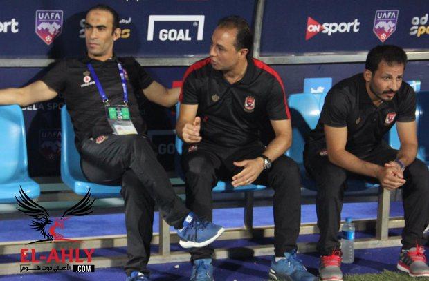 أيوب يختار 21 لاعب لمواجهة تليفونات بني سويف في كأس مصر وظهور أول للشامي