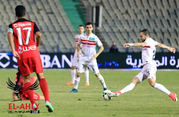 الزمالك يتأهل لدور الـ16 من كأس مصر بعد فوز هزيل على المنيا