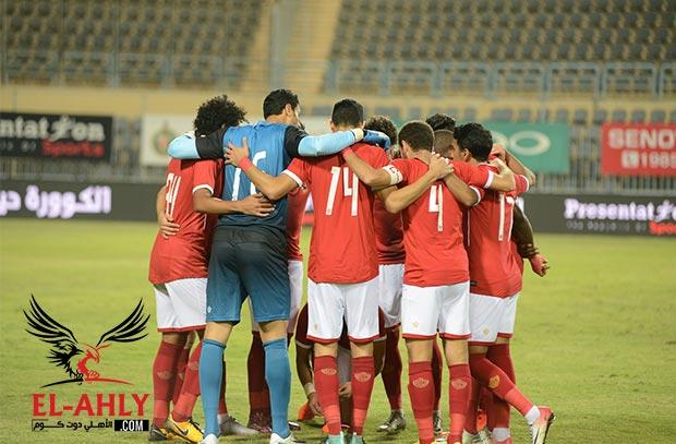 الأهلي يضرب شباك تليفونات بني سويف بخماسية ويتأهل لدور الـ 16 من كأس مصر