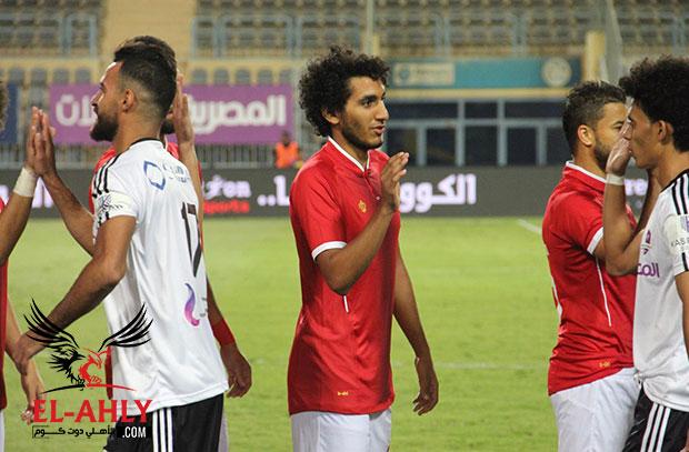 أفضل لاعب في المباراة؟ شاهد هدف وتسديدة في العارضة بملخص لمسات أحمد حمدي أمام التليفونات