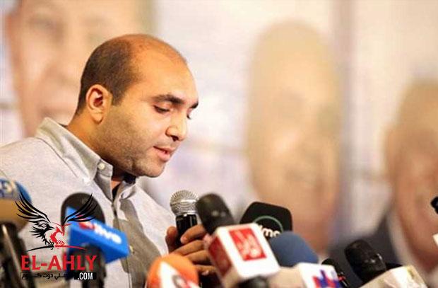 اللجنة الأوليمبية تقرر عودة هاني العتال لإنتخابات الزمالك في قائمة أحمد سليمان
