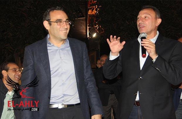 الدماطي يفسر كيف انخفضت قيمة الأهلي التسويقية .. ويعاتب محمود طاهر