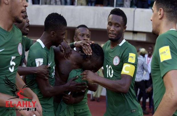 الارجنتين تصيب جماهيرها بالاحباط بخسارة ثقيلة امام نيجيريا