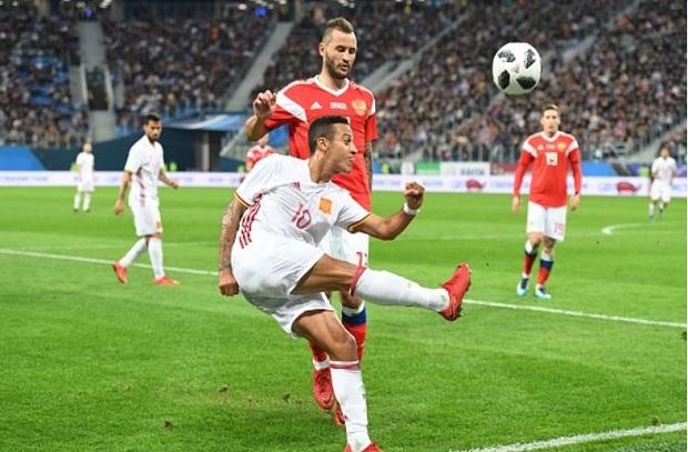 في مباراة درامية .. إسبانيا تحقق تعادل مثير أمام روسيا