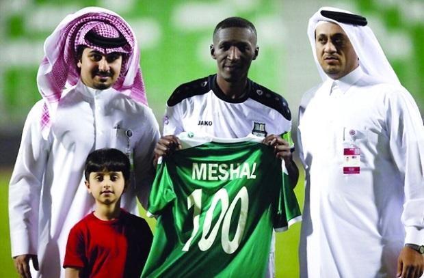 الأهلي يتخطي المرخية بهدف في دوري نجوم قطر