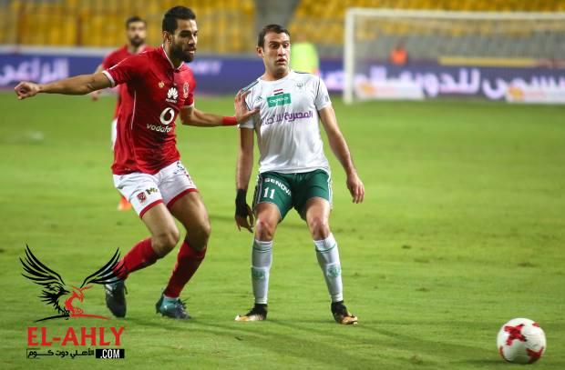 مدرب الأهلي بعد الفوز على المصري: المهم تعطيل المنافسين
