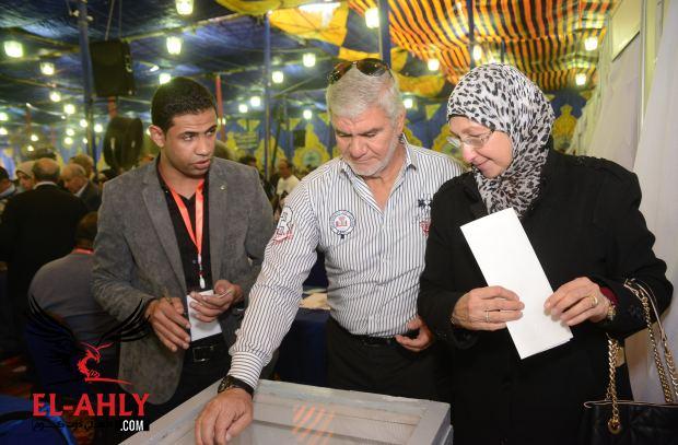 اكرامي يكشف عن أمانة حملها له رمضان صبحي قبل انتخابات الأهلي