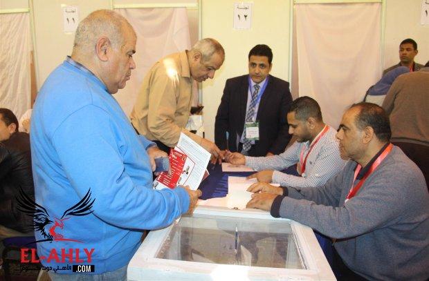 انتخابات الأهلي: رئيس اللجنة القضائية يستدعي قوات وزارة الداخلية لتنظيم عملية التصويت