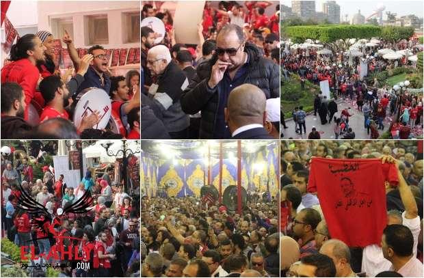 صور انتخابات الأهلي بعدسة El-Ahly.com