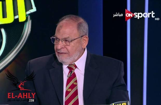 """طه إسماعيل: البدري لم يتخلى عن """"برستيج"""" الأهلي"""