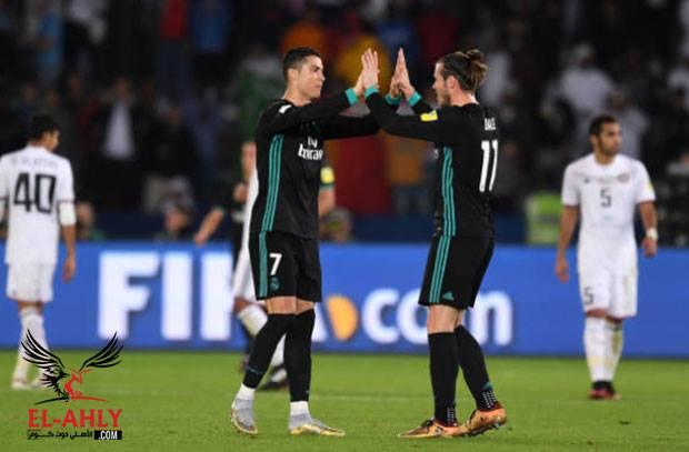"""ريال مدريد """"لحق نفسه"""" امام الجزيرة ويحقق فوز بشق الانفس ويصل للنهائي"""