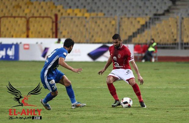 موعد مباراة الأهلي وسموحه بالدوري والقنوات الناقلة