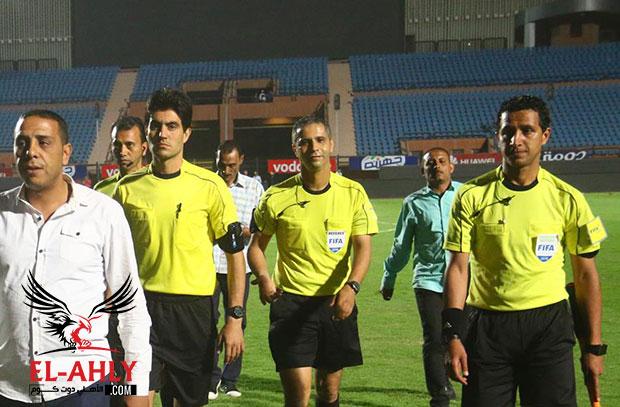 لجنة الحكام تعلن: عاشور لإدارة مباراة الأهلي والصباحي للزمالك