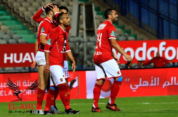 تشكيل الأهلي المتوقع: استمرار باسم علي وفتحي بوسط الملعب وأجايي مهاجم وحيد