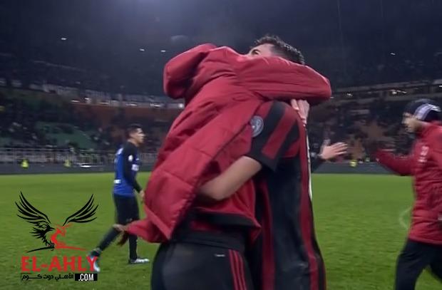 ميلان يطيح بإنتر من كأس إيطاليا في الوقت القاتل