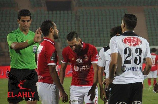 بالأرقام.. ما هي نتائج الأهلي مع محمد معروف في 7 مباريات قبل مواجهة بتروجت؟