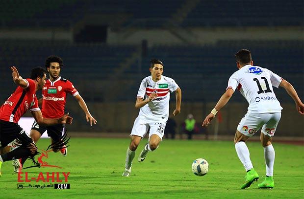 تعرف علي ترتيب الدوري المصري بعد خسارة الزمالك