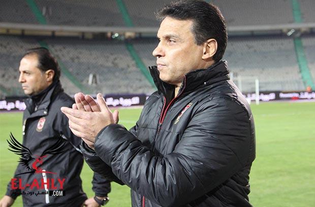 أحمد ايوب: نعلم الطريقة التي يقدمها ايهاب جلال والجماهير تحب مباريات القمة