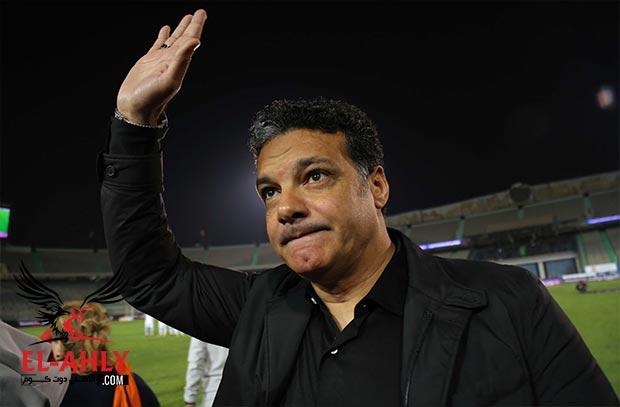 ايهاب جلال: راضي عن اداء اللاعبين وسنعمل علي اعادة الزمالك لوضعه الطبيعي
