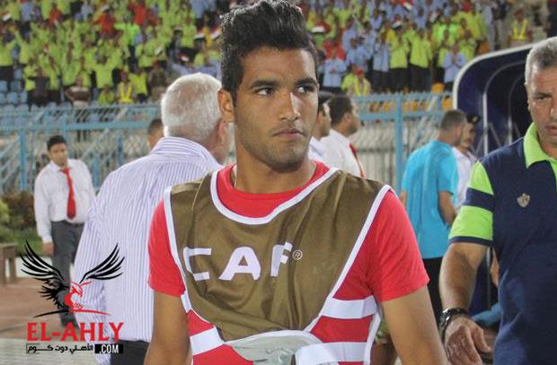 الأهلي يقرر استبعاد صالح جمعة من مباراة السوبر بسبب تصرفاته