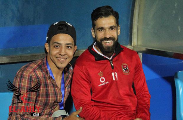 حسام البدري: لن يرحل عبد الله السعيد وصالح جمعة حتى لو إعارة