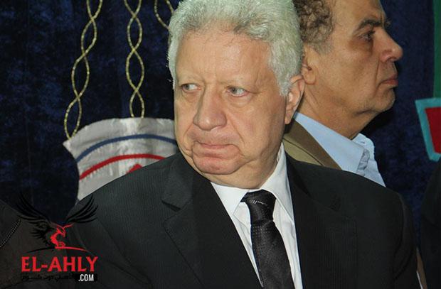مرتضى منصور يرفض التعليق على إعتذار الأهلي ويؤكد أن الرد في الوقت المناسب
