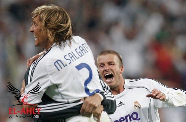 لاعب ريال مدريد: أتذكر مواجهة الأهلي في 2001 وسأشجعه من الملعب في مباراة السوبر المصري