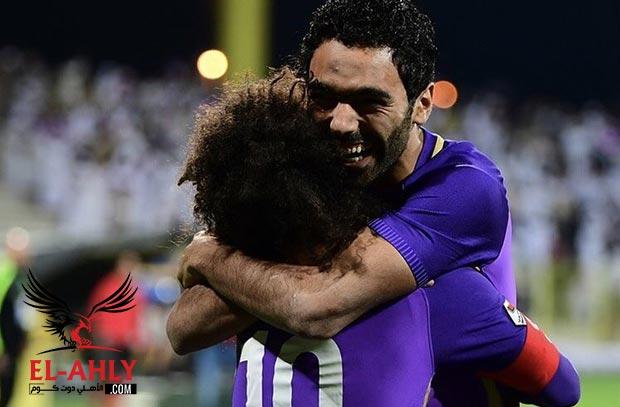 شاهد ملخص لمسات حسين الشحات في أول مباراة مع العين .. هدف وتسديدة بالقائم