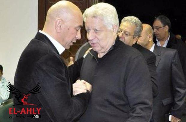 مرتضى: حسام حسن مدرب فاشل ونسي انقاذي له بعد طرده من الأهلي